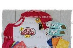Crafty Raglan Mock Up Digital Image Product Image 2