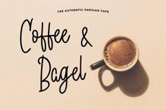 Bagelorts Handwritten Script Font Product Image 6
