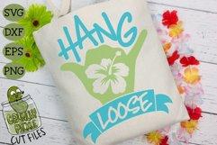 Hang Loose Shaka SVG Product Image 3