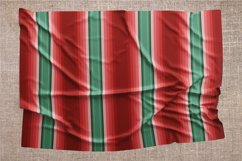 Blanket stripes seamless pattern. Serape mexican background. Product Image 6