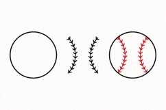 Baseball SVG Product Image 3