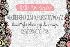 Doodling - hand crafted typeface Product Image 3