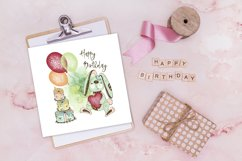 Funny Valentine Cards, Digital Clipart Valentines, Birthday Product Image 5