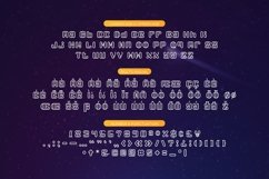 Galaxity - Futuristic Playful Font Product Image 5