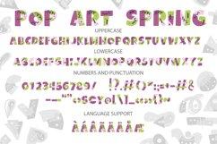 POP ART. SVG font collection. Product Image 6