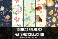 All in One Unique Seamless Patterns Collection Product Image 6