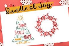 Bundle Of Joy - Christmas SVG Bundle  Product Image 3