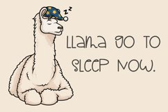 Stinky Llama - A Quirky Hand-Written Font Product Image 4