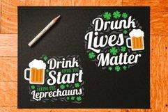 Saint Patrick's Day Quotes SVG Bundle Product Image 5
