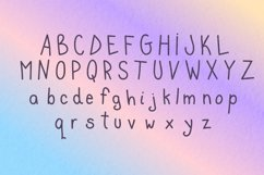 Cute Blunder- quirky hand-drawn font Product Image 2