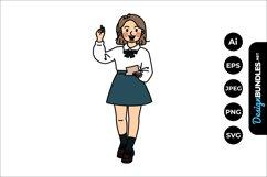 School Girl Product Image 1