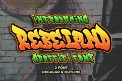 Graffiti Font Bundle Product Image 4
