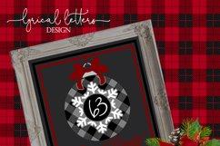 Christmas SVG Bundle of 5 Cut Files LL261 Product Image 3