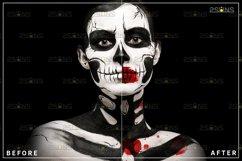 Blood Photo Overlay, Halloween overlay, blood splatter Product Image 2