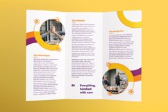 Branding Consultant Brochure Trifold Product Image 3