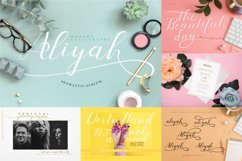 Beautiful Script Font Bundles! Product Image 2