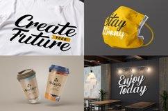 Gorgeous Font Bundle by Letterflow Product Image 5