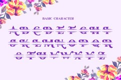 Ramsey Monogram Font Product Image 4
