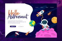 Astronauta Script Product Image 2