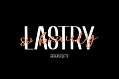 Lastry Product Image 1