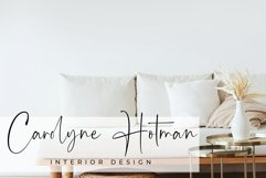 Mirallove Restimond   Modern Casual Font Product Image 5