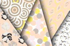 Pastel Geometric Patterns Product Image 3