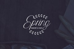 Highway - Vintage script font family with Extras Product Image 2