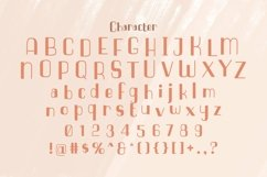 Web Font Horgan Product Image 3