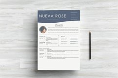 Creative Resume Template CV Design Product Image 2