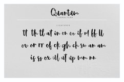 Quantum Font Product Image 6