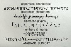 Magic handwritten brush font Product Image 6