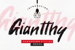 Giantthy Handdrawn Stylish Brush Product Image 1