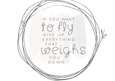 Whimsy - A Whimsical Handwritten Font Product Image 3