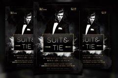 Suit&Tie Flyer Product Image 1