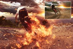 Fire Photoshop Action Product Image 6