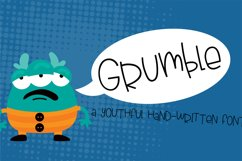 PN Grumble Product Image 1