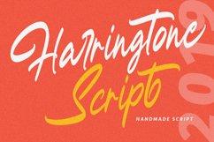 Harringtone Script Product Image 1
