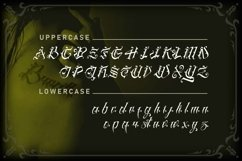 Brightone | Tattoo Script font Product Image 6