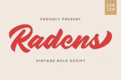 Radens Product Image 1