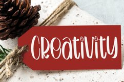 Welcome to Winter - Smart Handwritten Font Product Image 2