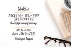 Shakilla - Funny Script Product Image 6