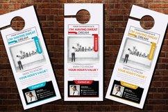 Business Door Hangers Product Image 3