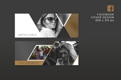 Elegant Facebook Cover Product Image 3