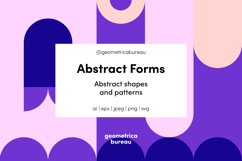 Abstract Forms Product Image 1