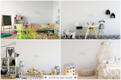 Kids Wall & Frames Mockup - BUNDLE Product Image 2