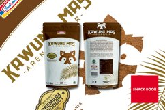 kawung mas packaging design Product Image 1