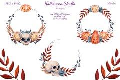 Halloween Skulls Product Image 2