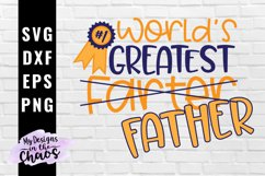 Father's Day SVG PNG EPS DXF |Funny Dad SVG Product Image 1
