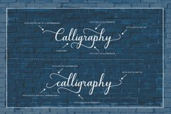 Bluebell - Calligraphy Font Product Image 2