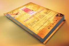 Rose of Sharon Church Flyer Template Product Image 1